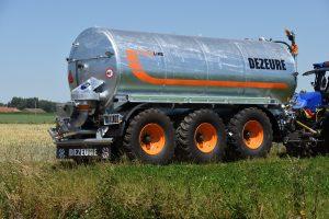 Inventarisatie export en verwerking dierlijke mest