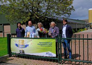 Familie Hendriks wint Agroscoopbokaal 2021 vleespluimvee