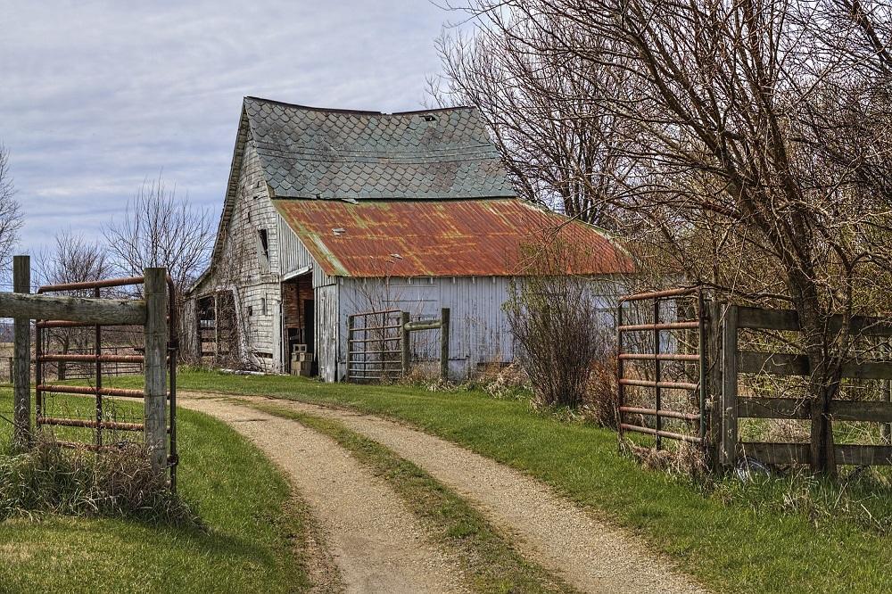 Veel stoppende boeren leidt tot verpaupering van het platteland