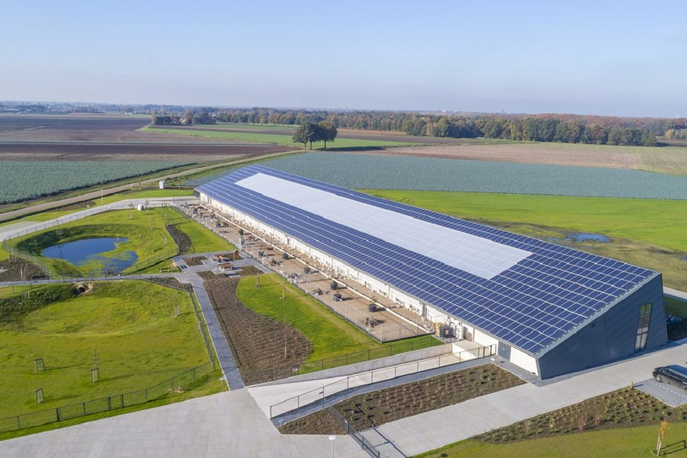 Kipster bouwt boerderijen in VS
