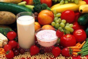 Boeren en tuinders delen voedsel uit tijdens Dutch Food Week